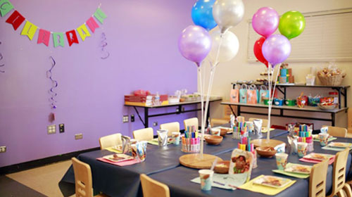 Birthday Parties Catering